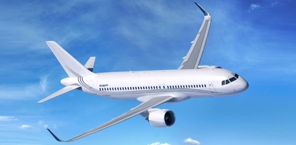 空客推出公务机版A320neo 预计2018年交付