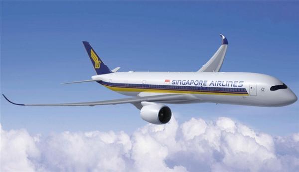 《新航明年接收首架A350飞机 设置高端经济舱》