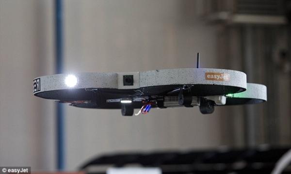 """先进!易捷航空智能无人机""""机务"""" 上岗"""