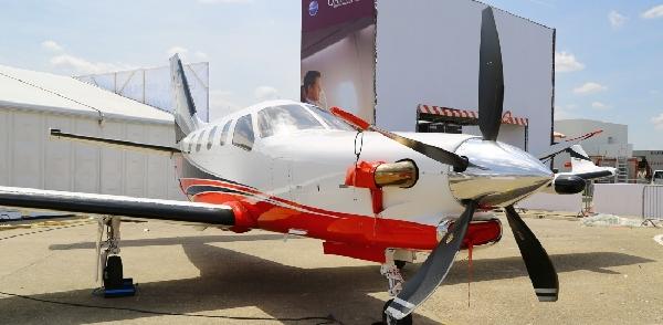《巴黎航展:Daher首秀TBM900  欲在美国建厂》