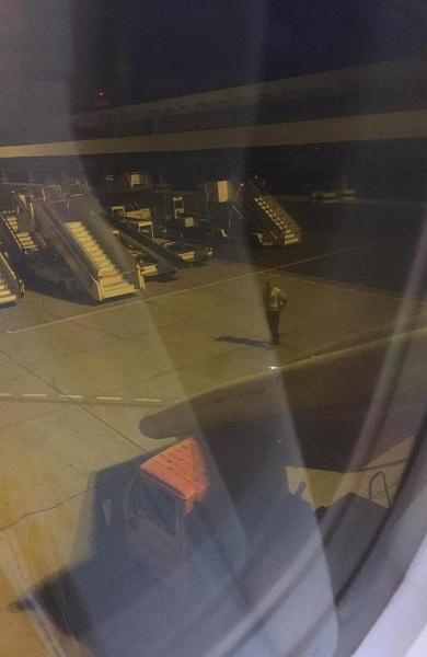 荷兰一航空公司空乘忘解除预位 误放787滑梯