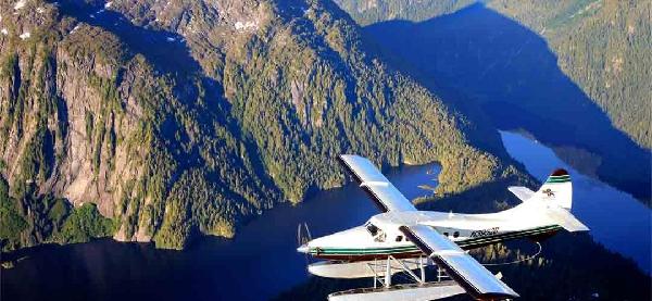 《阿拉斯加观光飞机坠毁致9死》