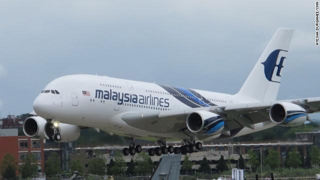 马航A380将退出巴黎航线 仅飞往希思罗机场