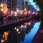 退休警察反水变私人导游 带你玩转阿姆斯特丹红灯区