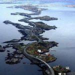 这条挪威海滨公路 世上最美也最危险