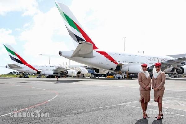 《空客将升级A380客机 可能只提供一种发动机》