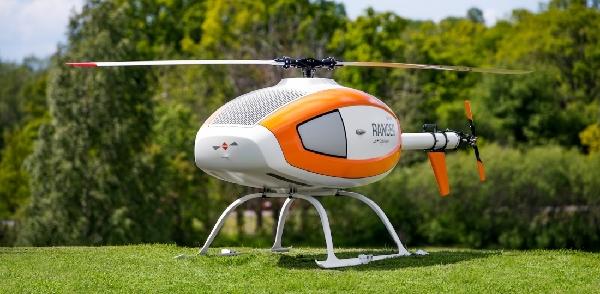 《瑞典公司本月交付中航工业首架APID无人直升机》