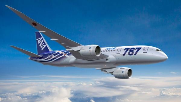 全日空10月重开悉尼航线 使用787-9飞机执飞