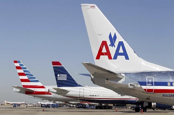 《全美航空将划上句号 最后一个航班10月落幕》