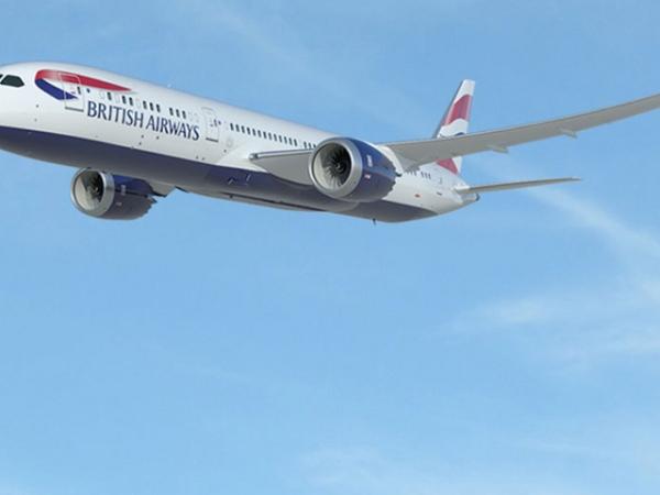 《英航将用波音787-9飞机执飞德里-伦敦航线》
