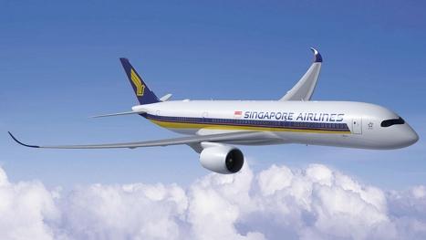 《新航需要超远程客机 空客或打造A350-900LR》