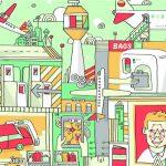 未来机场:机器人代客泊车信标技术指引方向
