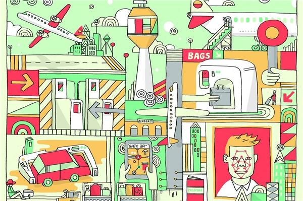 《未来机场:机器人代客泊车信标技术指引方向》