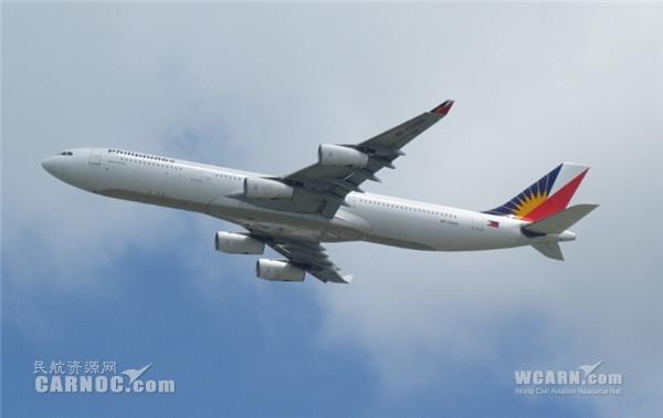 菲航计划出售A340机队 代之以A350或波音787