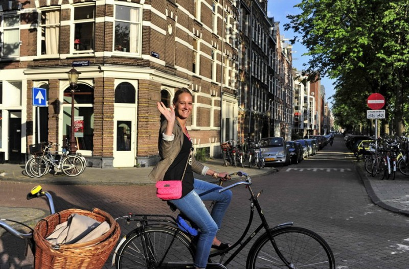 在荷兰代尔夫特 与中国青花瓷叙叙旧