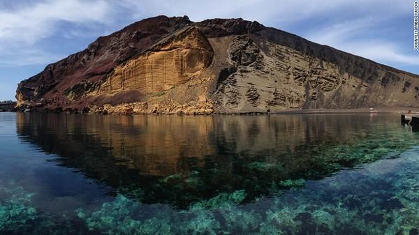 《10个冷门的地中海小岛》