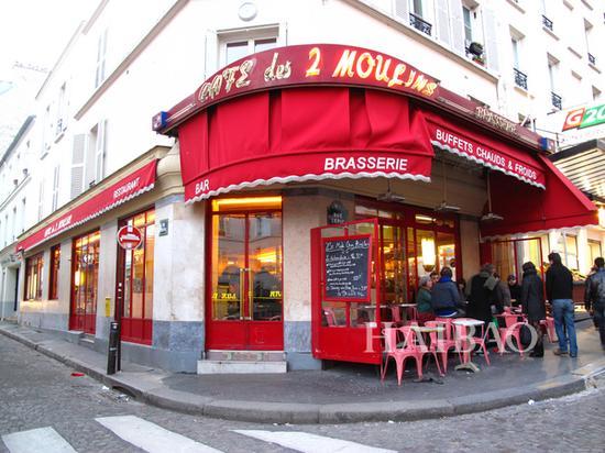 《在巴黎  像明星一样去街拍》