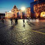 游走莫斯科 看战斗民族如何庆祝胜利