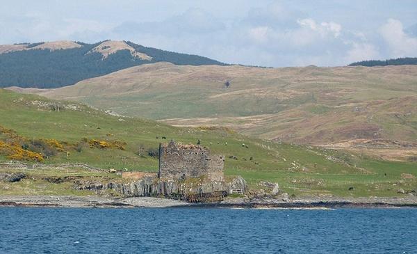 苏格兰古堡将变豪华酒店 改造中发现密室