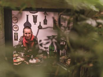 《远离都市喧嚣的静美之地 寻访巴黎秘密花园厨房》
