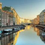 """900天围城也未被""""从地球上抹去""""的城市 圣彼得堡"""