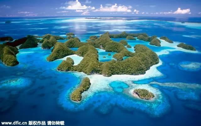《去海岛想静静out 现在流行去海岛尖叫》