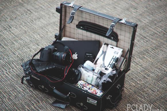 《Get新技能 旅行实用行李收纳术》