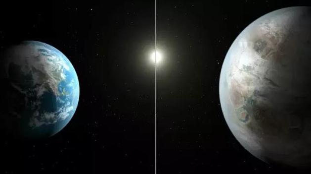 《1400光年算什么 带上脑洞装备去kepler星球吧!》