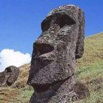 你知道吗?复活节岛巨石像不是只有头,它们还有身体!