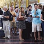 计算机故障导致纽约,华盛顿数百航班延误