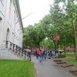 去美国旅游中国游客 最爱参观美国大学