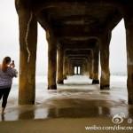 洛杉矶旅游局 沙滩风景照片展