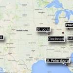 全球最不友善30个城市半数在美国 北京西安上海也进榜