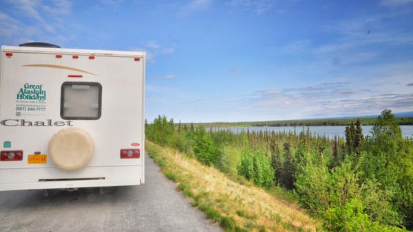 《美国房车旅行经验帖,阿拉斯加提车、使用等》