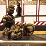 纽约旅游体验百年地铁文化 小铜人的地铁人生LifeUnderground