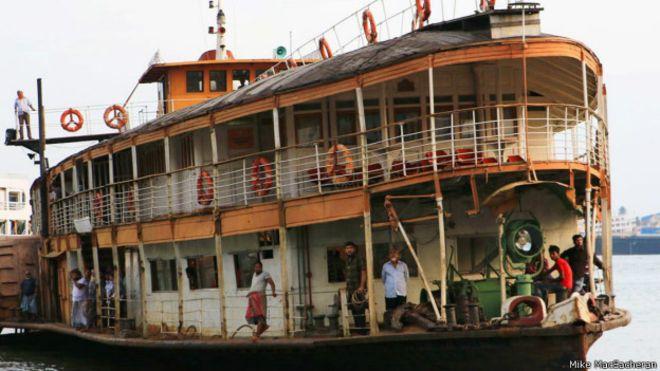 《全球最危险航道 孟加拉国旅游》