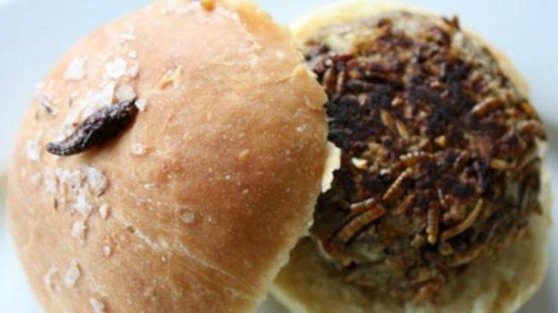 《去中国旅游 吃过最恶心的昆虫饭》