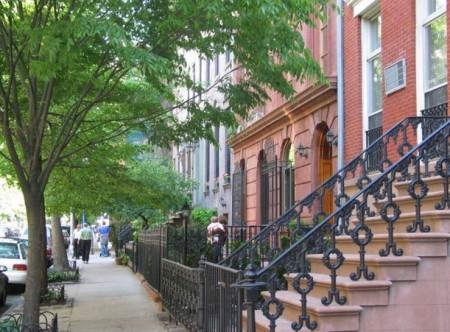 切尔西(Chelsea)座落于曼哈顿西边,拥有超过370家画廊与展厅,俨然为世界当代艺术中心。(Wiki commons)