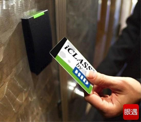 高端酒店安全隐患 房卡就有大学问