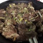 草原美味 阿尔巴斯的铁锅炖羊肉