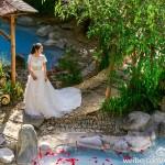 腾冲浴谷温泉 隐藏在画中的温泉