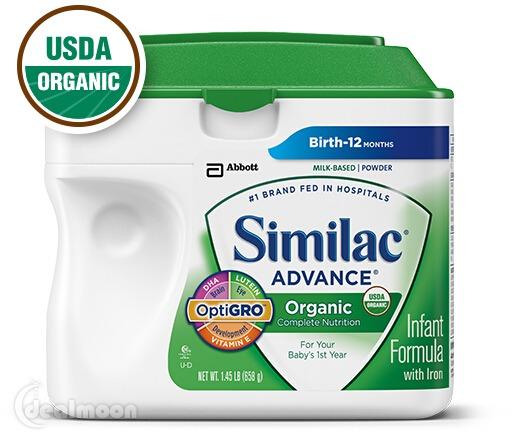 《美国旅游购物婴儿奶粉扫盲》
