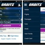 Orbitz订机票英文页面-中文图解