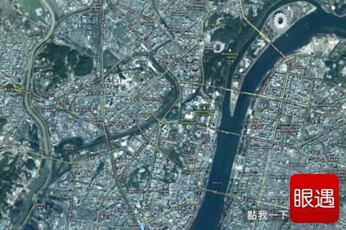 《从谷歌地图了解各国秘密基地》