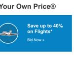Priceline订机票英文页面-中文图解