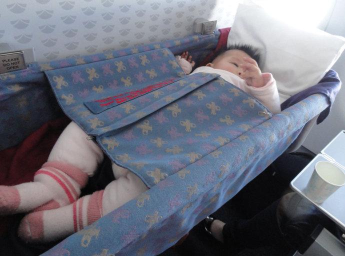 《独自带宝宝回国(办证与坐飞机)》
