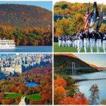 秋天在纽约的话,去哪玩?
