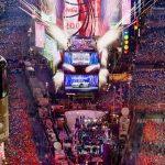 2017年纽约跨年水晶球,时代广场经验分享