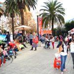 洛杉矶的中国访客超百万人次