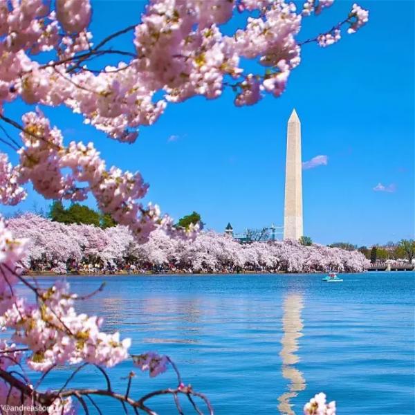 《2017年去美国旅游时间表,赴美必备。》